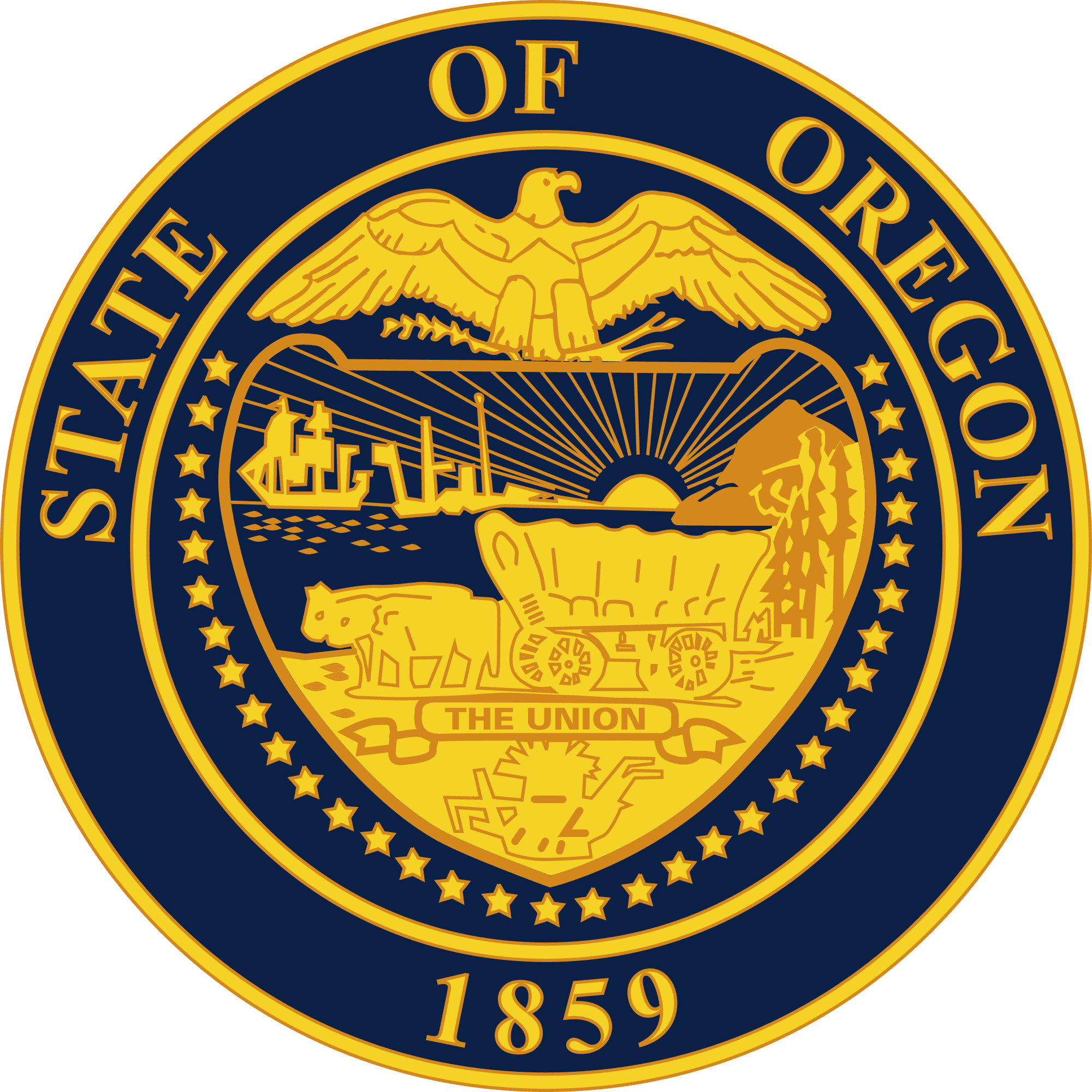 Oregon-State-Seal