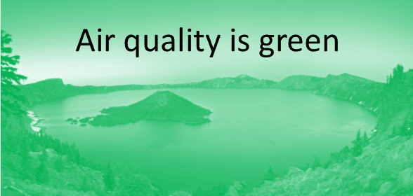 Air quality green