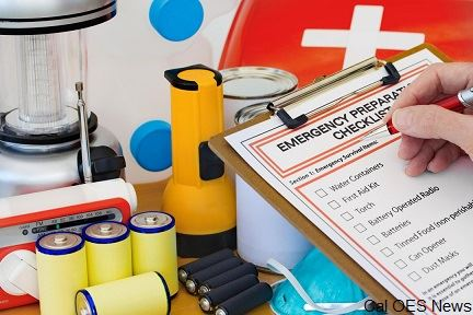 Preparing A Disaster Supplies Kit